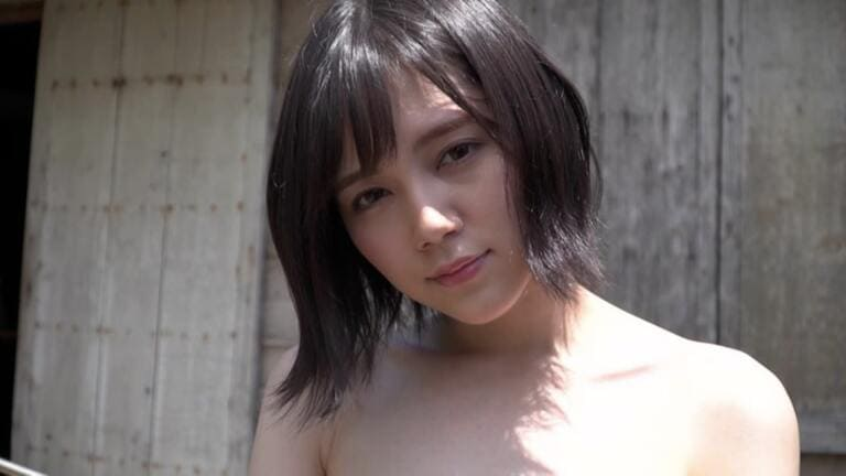 涼森れむのイメージビデオをレビュー『Remu3 Heavenly place』の感想